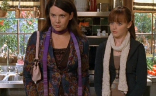 Gilmore Girls Season 6 Episode 10 - He's Slippin' 'Em Bread... Dig?