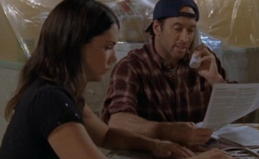 Gilmore Girls Season 6 Episode 8 - Let Me Hear Your Balalaikas Ringing Out