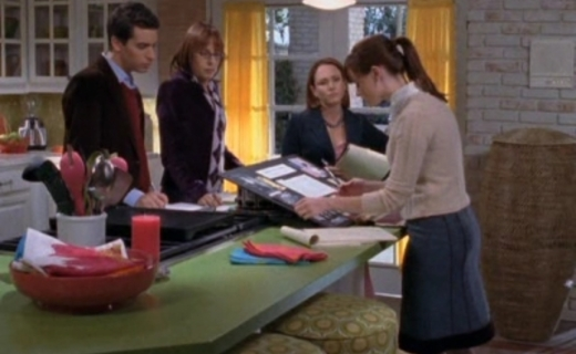 Gilmore Girls Season 6 Episode 5 - We've Got Magic to Do