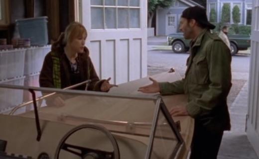 Gilmore Girls Season 7 Episode 16 - Will You Be My Lorelai Gilmore?