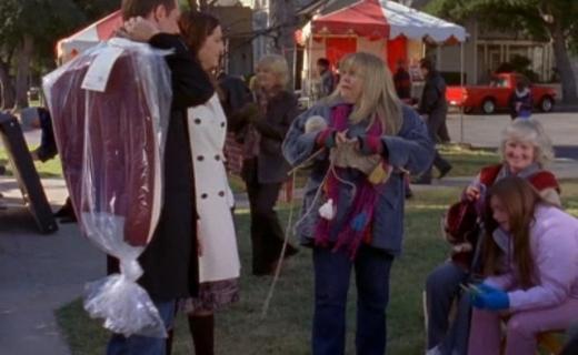 Gilmore Girls Season 7 Episode 9 - Knit, People, Knit!
