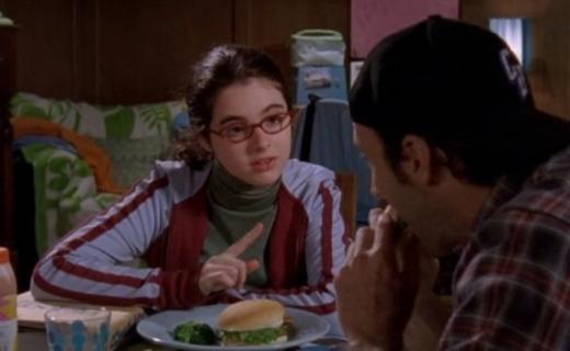 Gilmore Girls Season 7 Episode 8 - Introducing Lorelai Planetarium