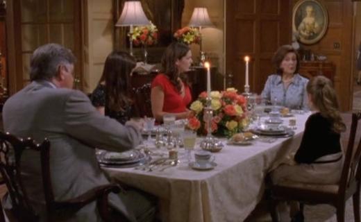 Gilmore Girls Season 7 Episode 3 - Lorelai's First Cotillion