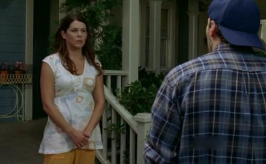 Gilmore Girls Season 7 Episode 1 - The Long Morrow