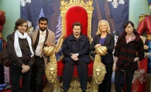 Parks and Recreation Season 2 Episode 12 - Christmas Scandal