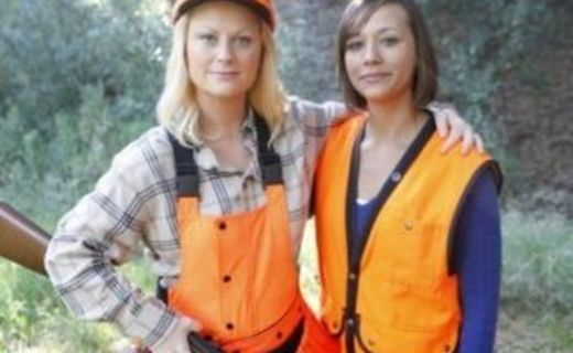 Parks and Recreation Season 2 Episode 10 - Hunting Trip