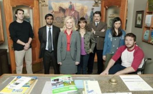 Parks and Recreation Season 2 Episode 9 - The Camel