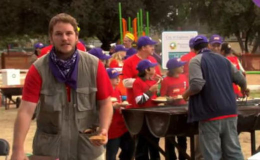 Parks and Recreation Season 2 Episode 6 - Kaboom