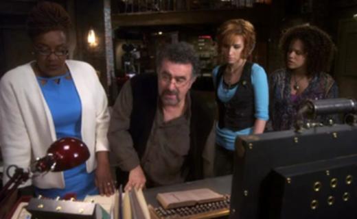 Warehouse 13 Season 2 Episode 12 - Reset