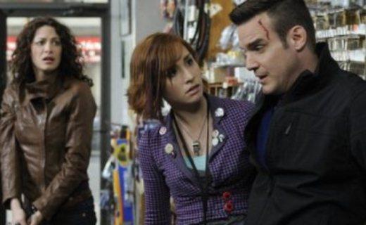 Warehouse 13 Season 2 Episode 3 - Beyond Our Control