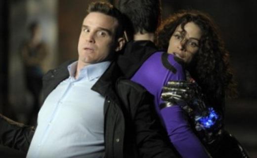 Warehouse 13 Season 2 Episode 2 - Mild Mannered