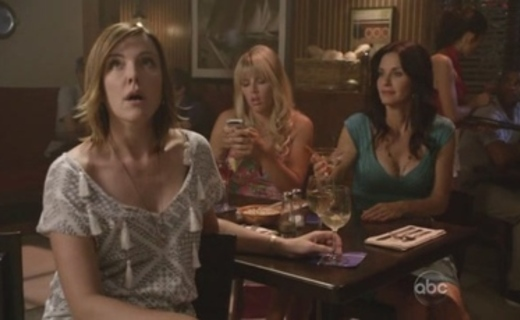 Cougar Town Season 1 Episode 2 - Into the Great Wide Open