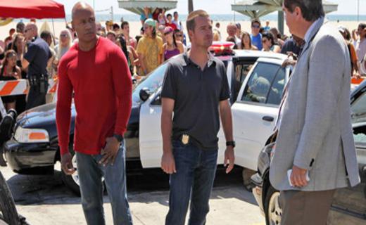 NCIS: Los Angeles Season 2 Episode 1 - Human Traffic