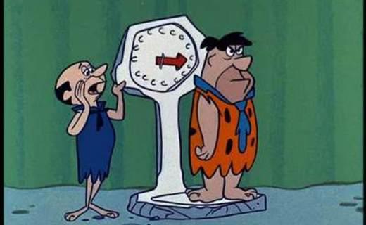 The Flintstones Season 1 Episode 28 - Fred Flintstone: Before and After