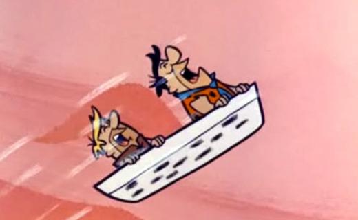 The Flintstones Season 1 Episode 24 - The Long, Long Weekend