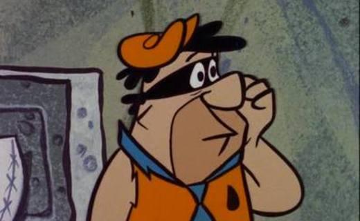 The Flintstones Season 1 Episode 14 - The Prowler