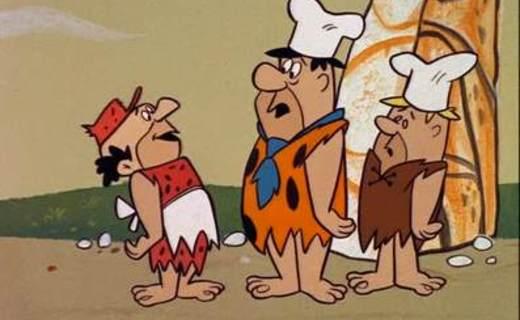 The Flintstones Season 1 Episode 13 - The Drive-in
