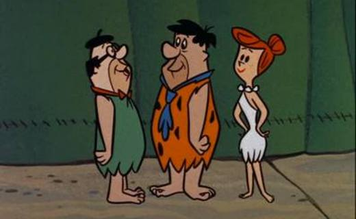 The Flintstones Season 1 Episode 10 - Hollyrock, Here I Come