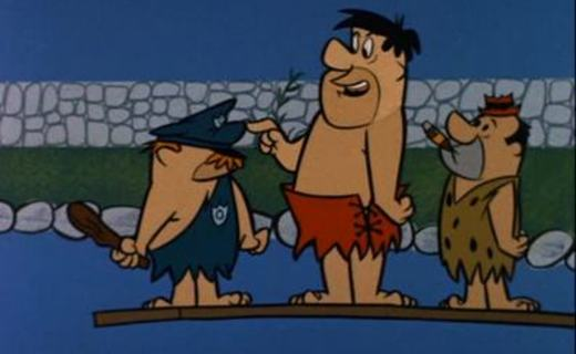 The Flintstones Season 1 Episode 3 - The Swimming Pool