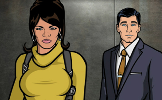Archer Season 1 Episode 9 - Job Offer