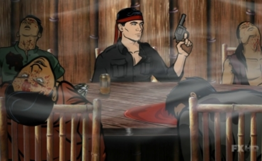 Archer Season 1 Episode 4 - Killing Utne
