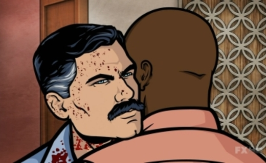 Archer Season 1 Episode 3 - Diversity Hire
