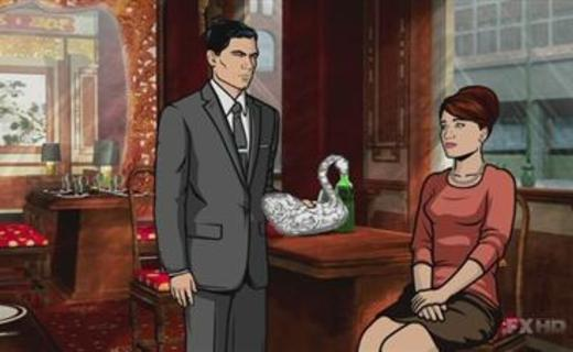 Archer Season 1 Episode 2 - Training Day