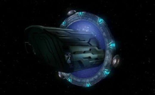 Stargate Atlantis Season 1 Episode 4 - Thirty-Eight Minutes