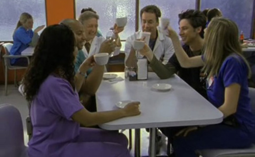 Scrubs Season 1 Episode 24 - My Last Day