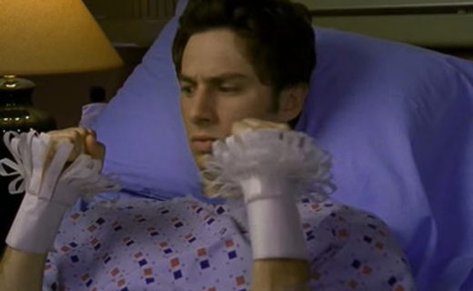 Scrubs Season 1 Episode 9 - My Day Off