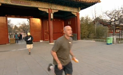 The Amazing Race Season 1 Episode 11 - Fight to the Last Minute