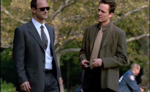 Law & Order: Special Victims Unit Season 1 Episode 7 - Uncivilized