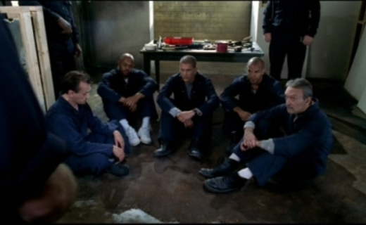 Prison Break Season 1 Episode 13 - End of the Tunnel