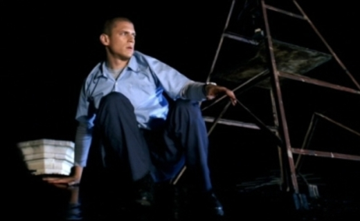 Prison Break Season 1 Episode 5 - English, Fitz or Percy
