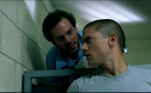 Prison Break Season 1 Episode 4 - Cute Poison