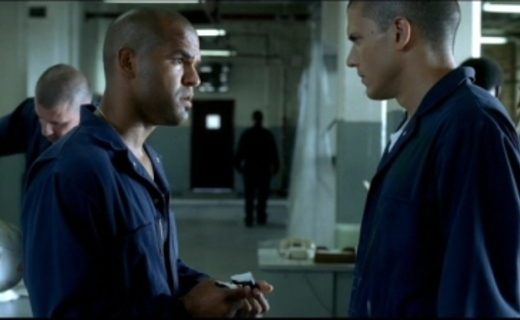Prison Break Season 1 Episode 3 - Cell Test