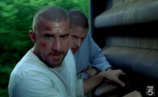 Prison Break Season 2 Episode 1 - Manhunt