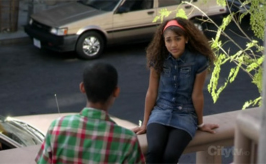 Everybody Hates Chris Season 3 Episode 13 - Everybody Hates the First Kiss