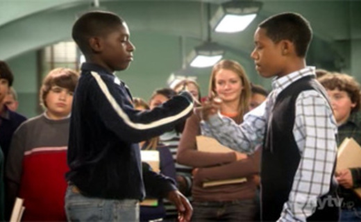 Everybody Hates Chris Season 3 Episode 9 - Everybody Hates The New Kid