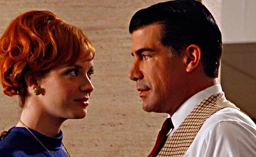 Mad Men Season 1 Episode 12 - Nixon vs. Kennedy