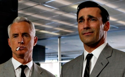 Mad Men Season 1 Episode 7 - Red in the Face