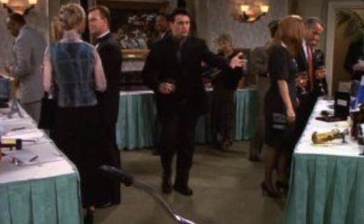 Friends Season 6 Episode 24 - The One With The Proposal (1)