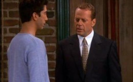 Friends Season 6 Episode 22 - The One Where Paul's The Man