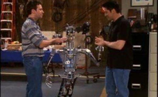 Friends Season 6 Episode 21 - The One Where Ross Meets Elizabeth's