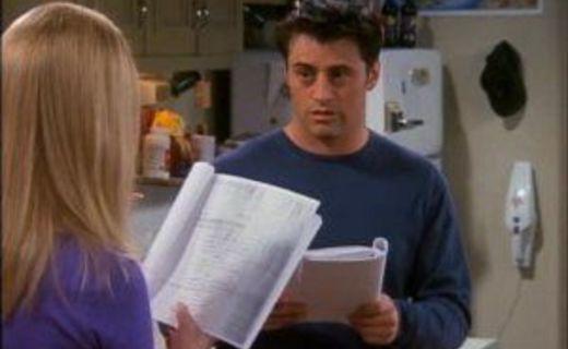 Friends Season 6 Episode 20 - The One With Mac And C.H.E.E.S.E.