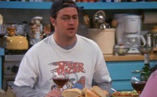 Friends Season 6 Episode 16 - The One That Could Have Been (2)