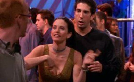 Friends Season 6 Episode 10 - The One With The Routine