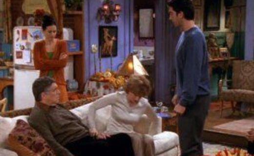 Friends Season 6 Episode 9 - The One Where Ross Got High