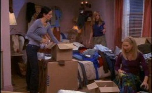 Friends Season 6 Episode 6 - The One On The Last Night