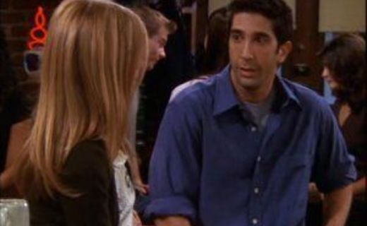Friends Season 6 Episode 3 - The One With Ross's Denial